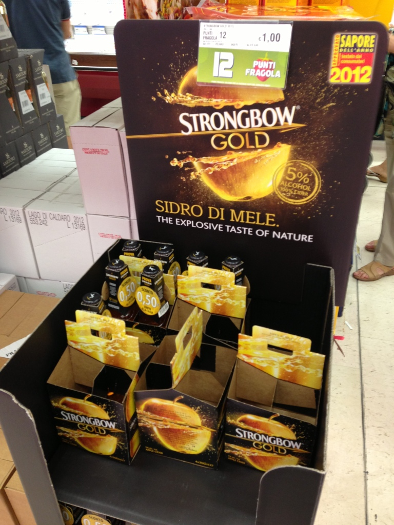 Multipak Strongbow