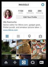 presentazione instagram